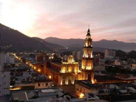 Casco Histórico de Salta