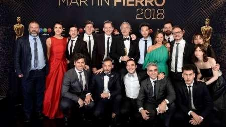 Martín Fierro 2018: los looks de la noche