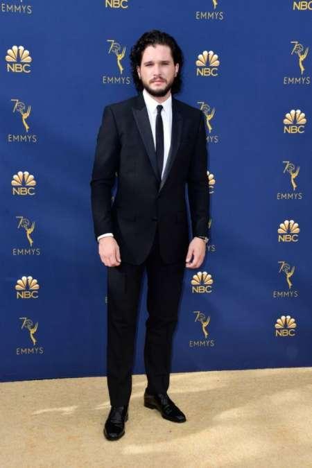 Kit Harington (Jon Nieve en Juego de Tronos).