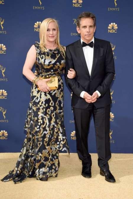 Patricia Arquette y Ben Stiller.