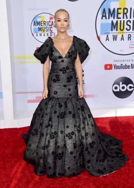 Rita Ora (Jordan Strauss / AP)