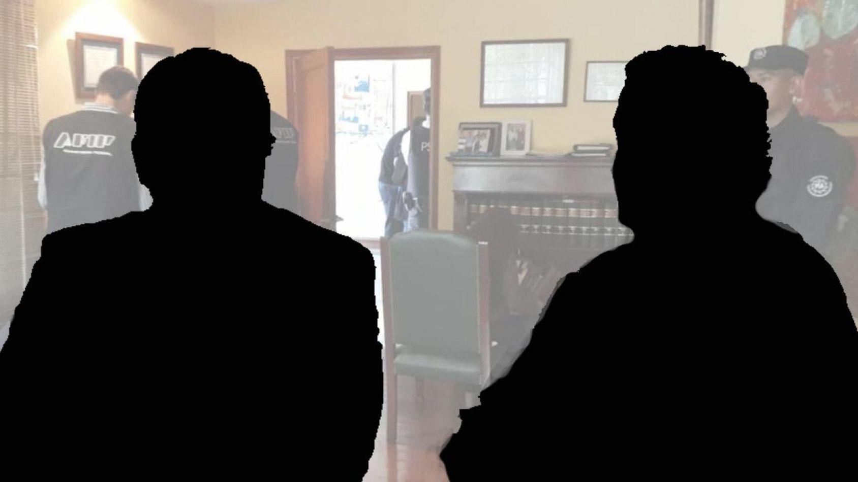 Allanamiento en la Municipalidad: ¿quiénes son 'Pablito' y 'Goma', los exfuncionarios involucrados en la causa?