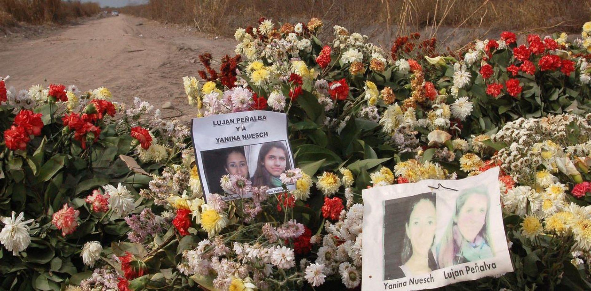 La familia Peñalva difundió imágenes de la reconstrucción de las muertes de Yanina y Luján