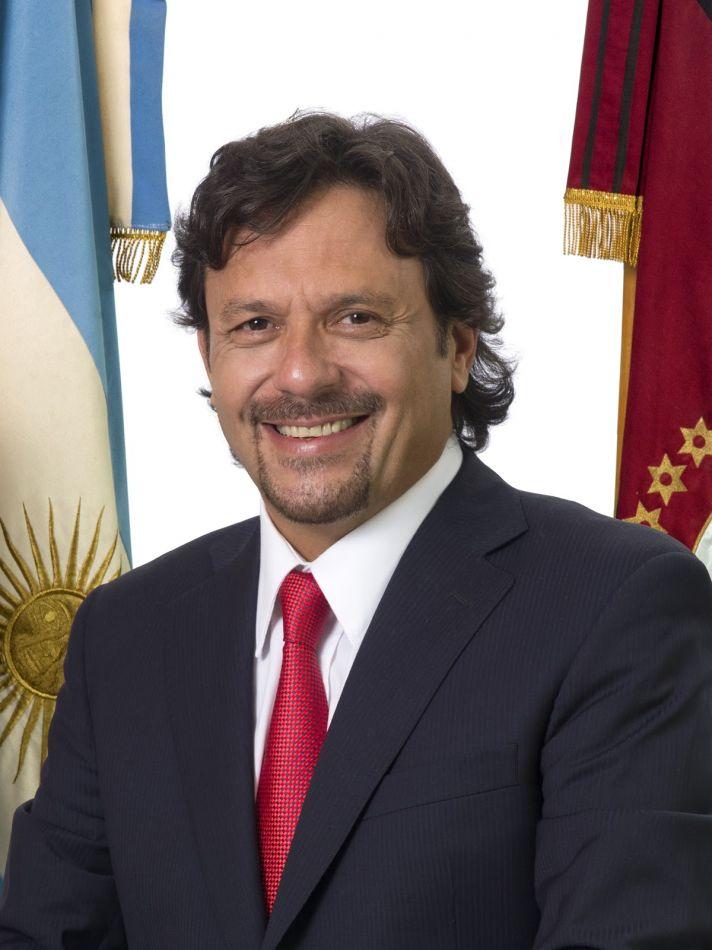El intendente Sáenz fue dado de alta