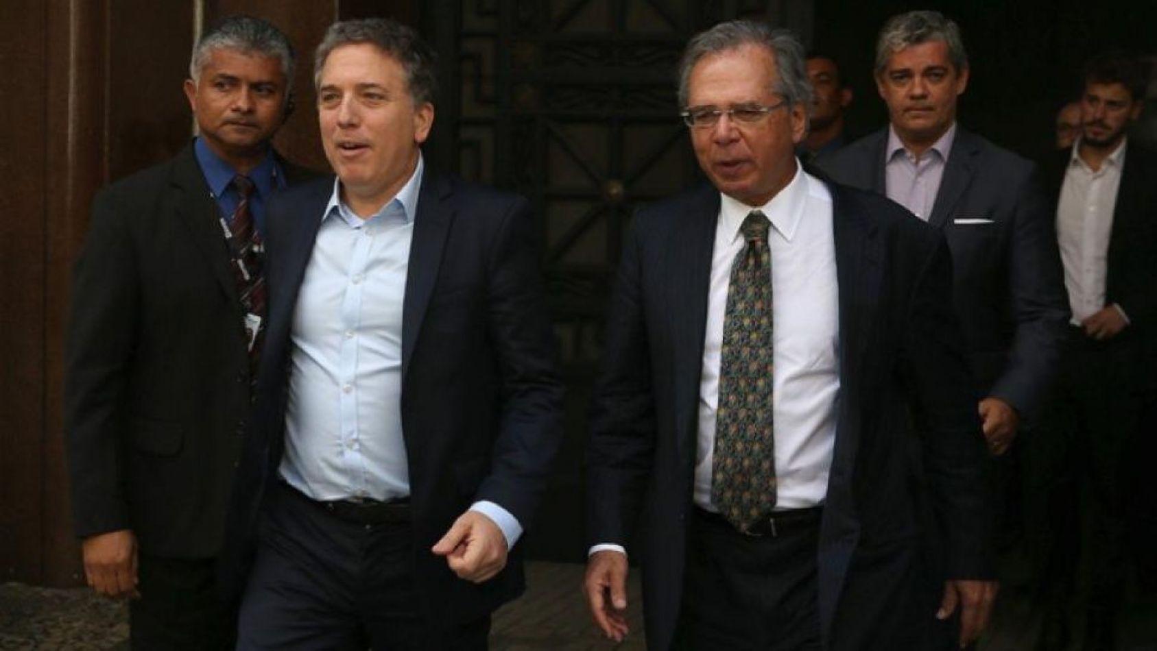 Argentina y Brasil avanzan en la idea de una moneda común