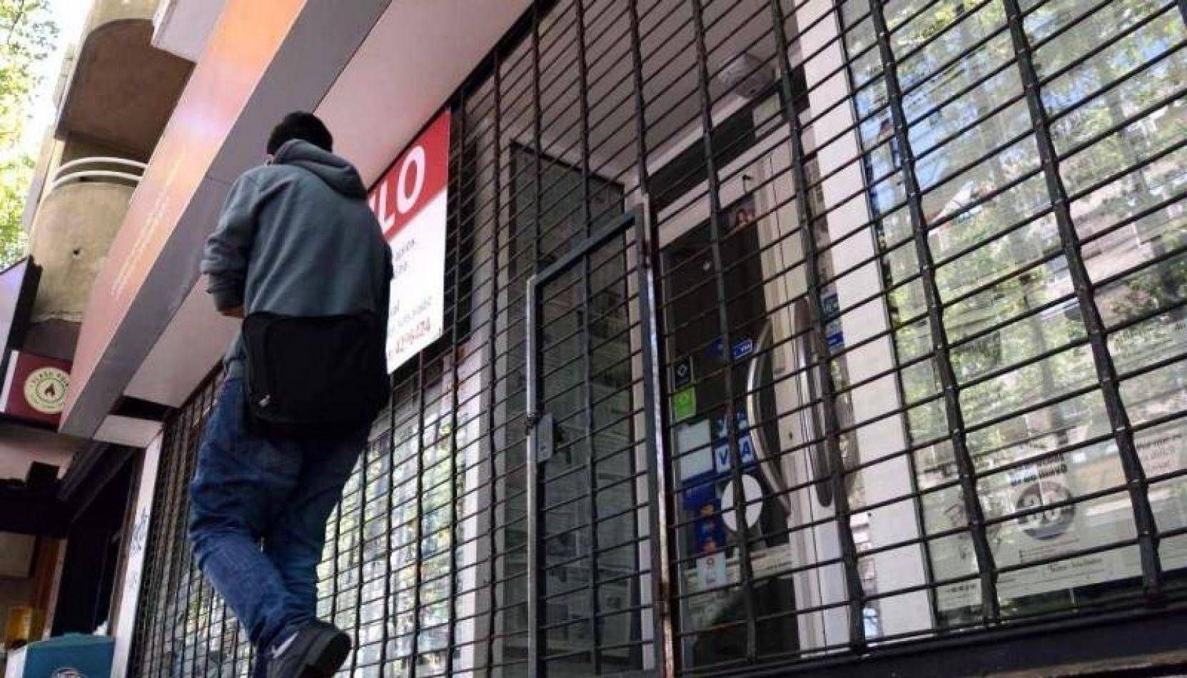 En dos meses cerraron 40 comercios en el microcentro