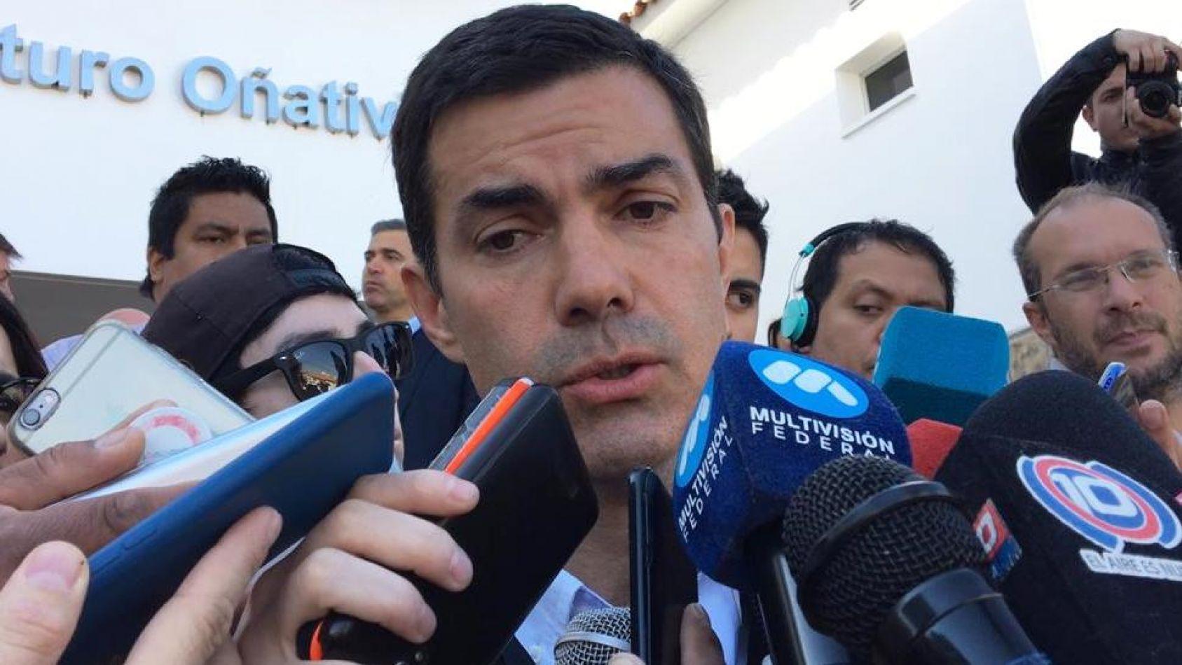 Según Urtubey, Salta fue el lugar donde menos se notó la grieta electoral
