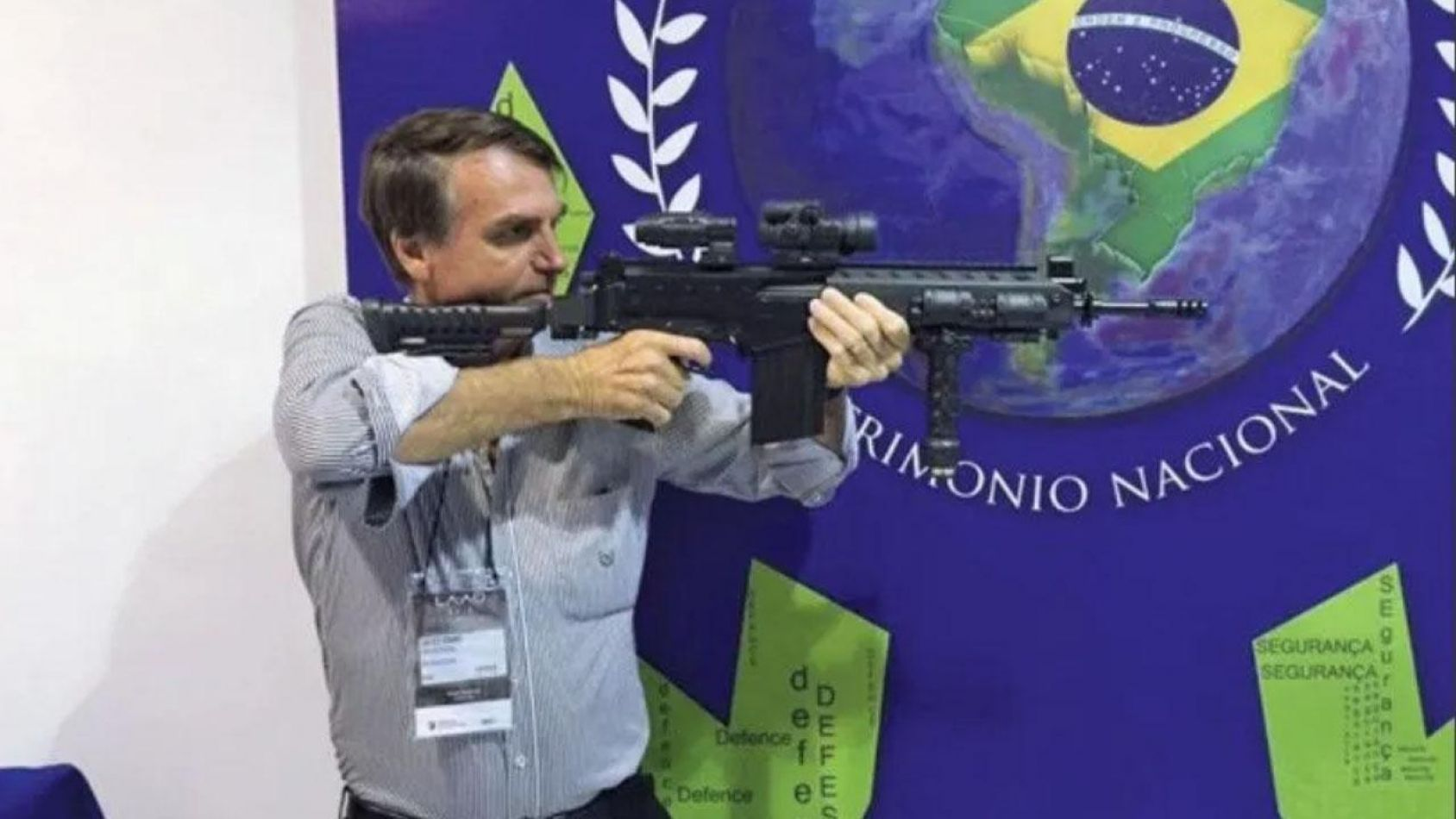 """""""No queremos hermanos argentinos huyendo para acá"""", dijo Bolsonaro sobre las PASO"""