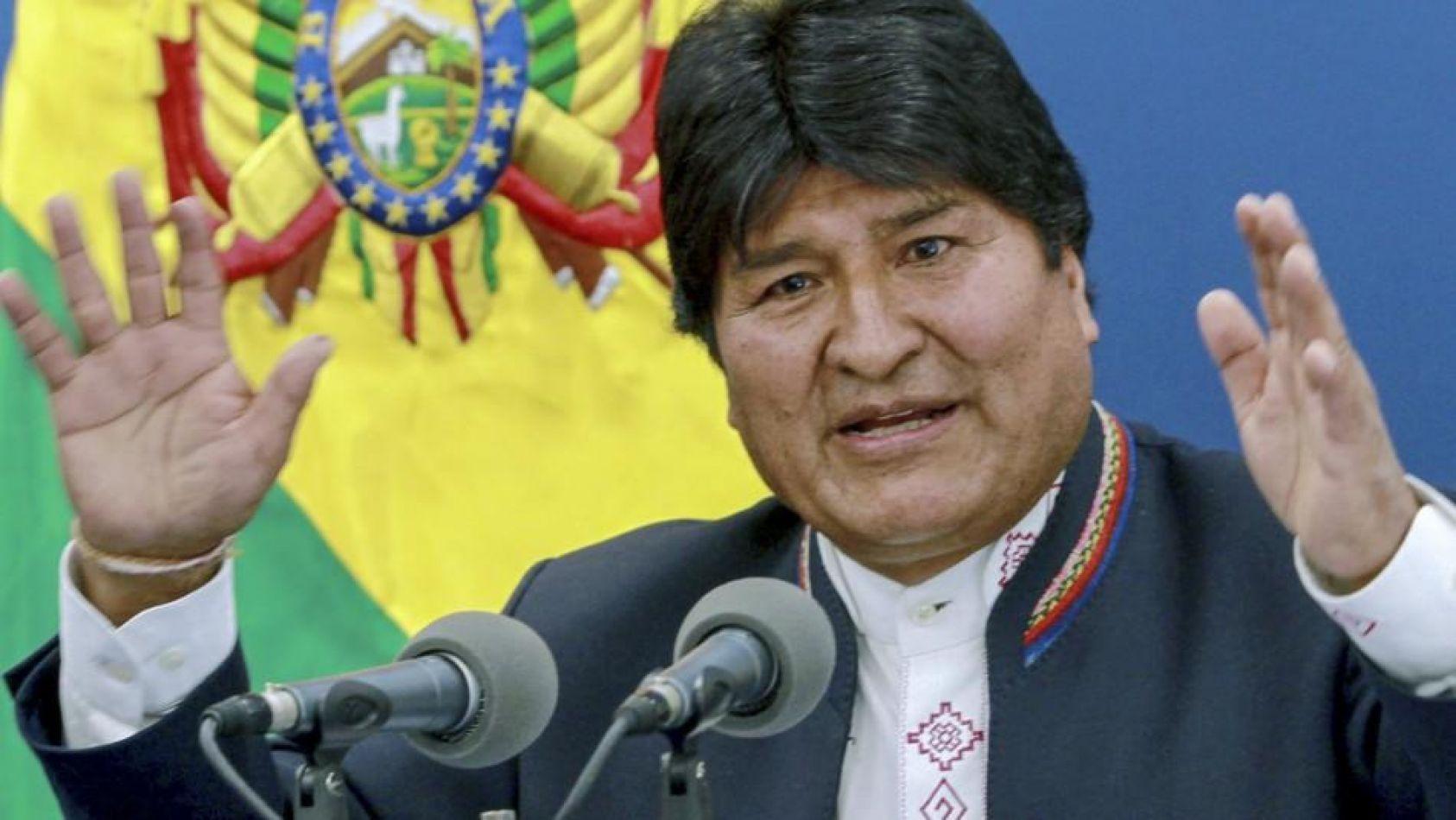 """Evo Morales crítico con Macri: """"Tenemos familiares que están retornando masivamente"""""""