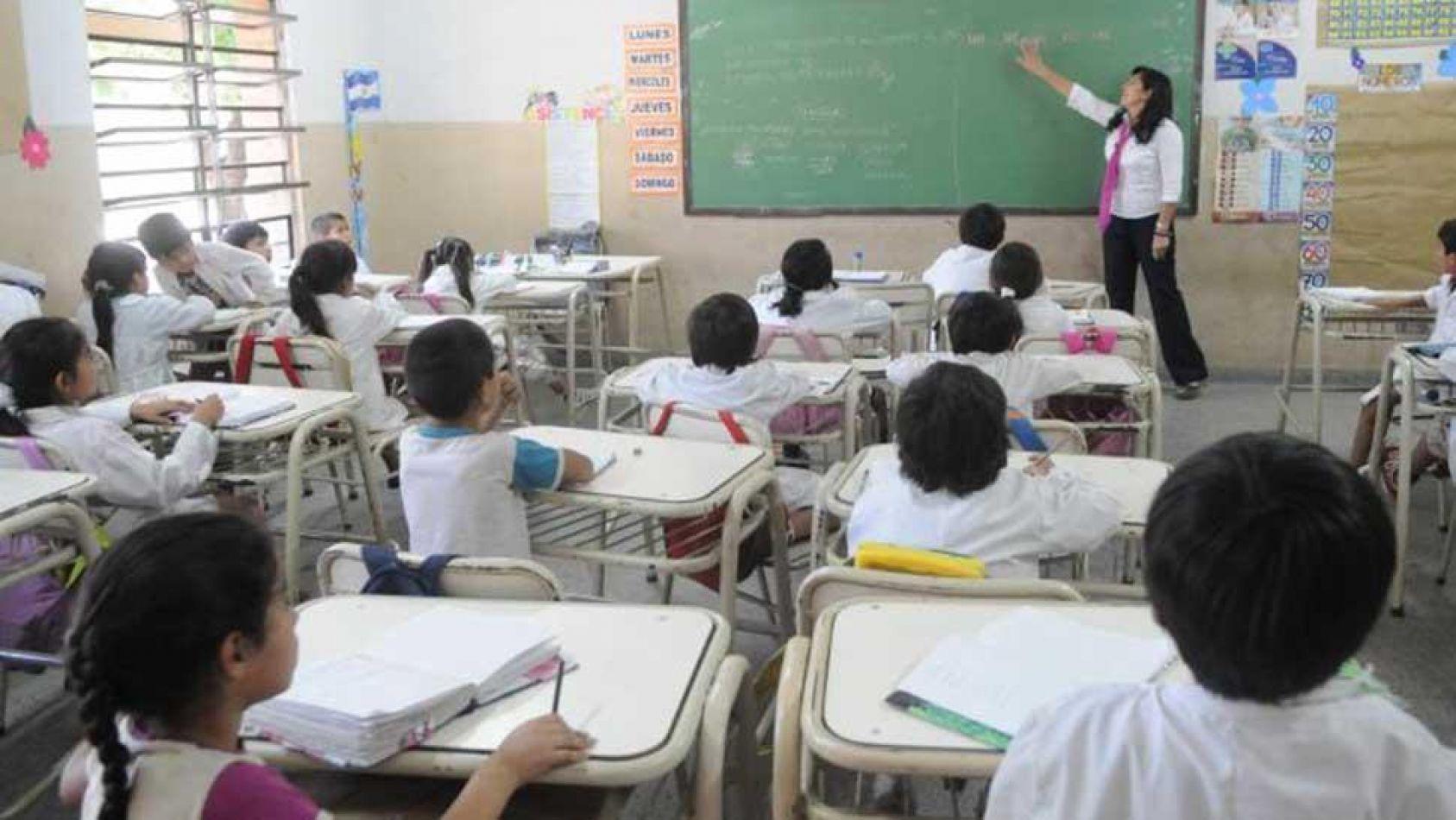 Paro docente: el acatamiento no superó el 5% en Salta