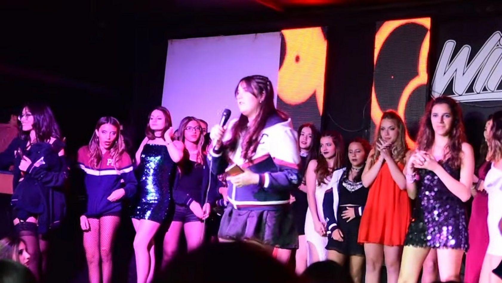 Coronaron a todas las candidatas a reina de los estudiantes para terminar con los estereotipos