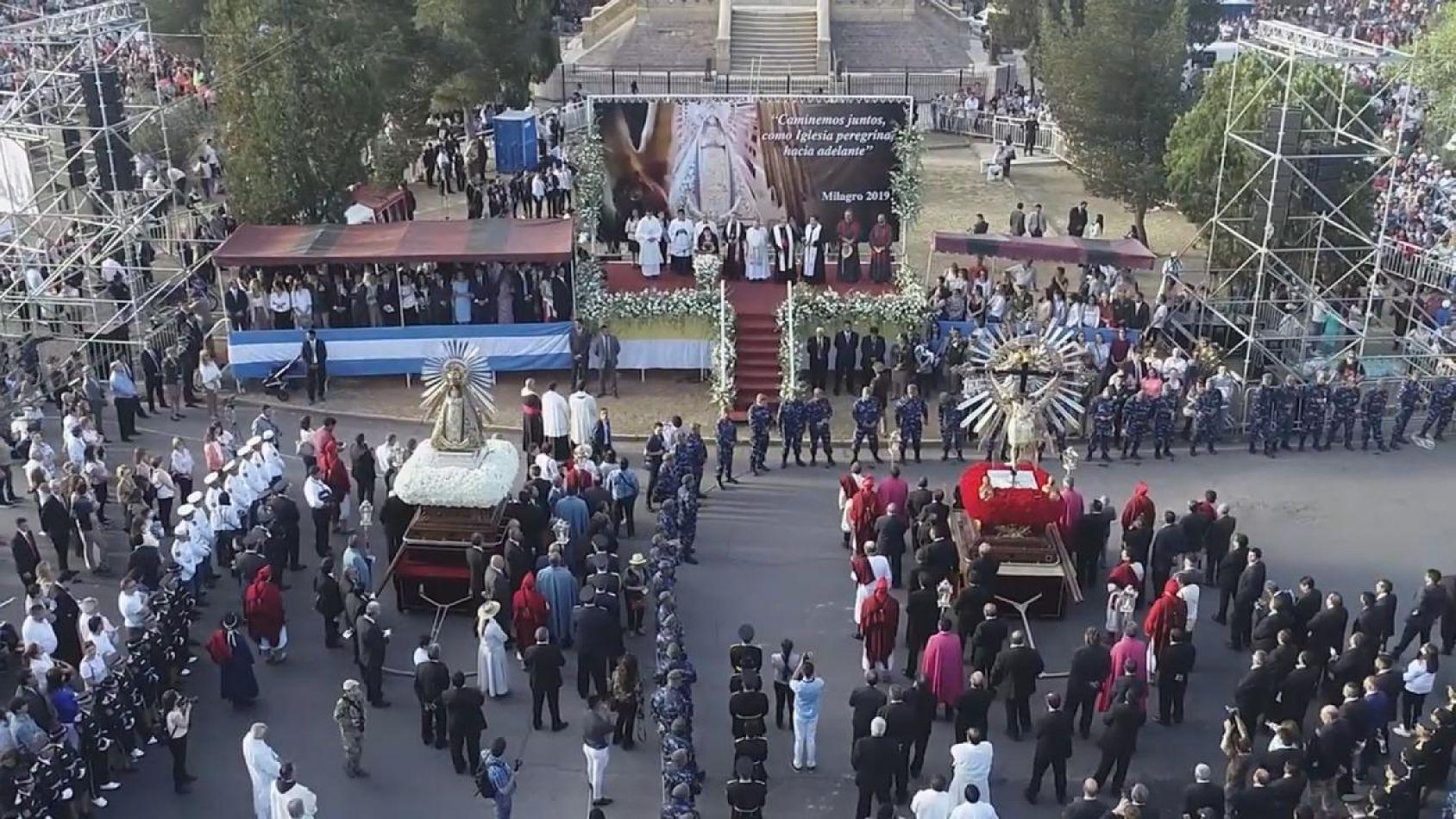 Más de 200 personas fueron detenidas durante el Milagro