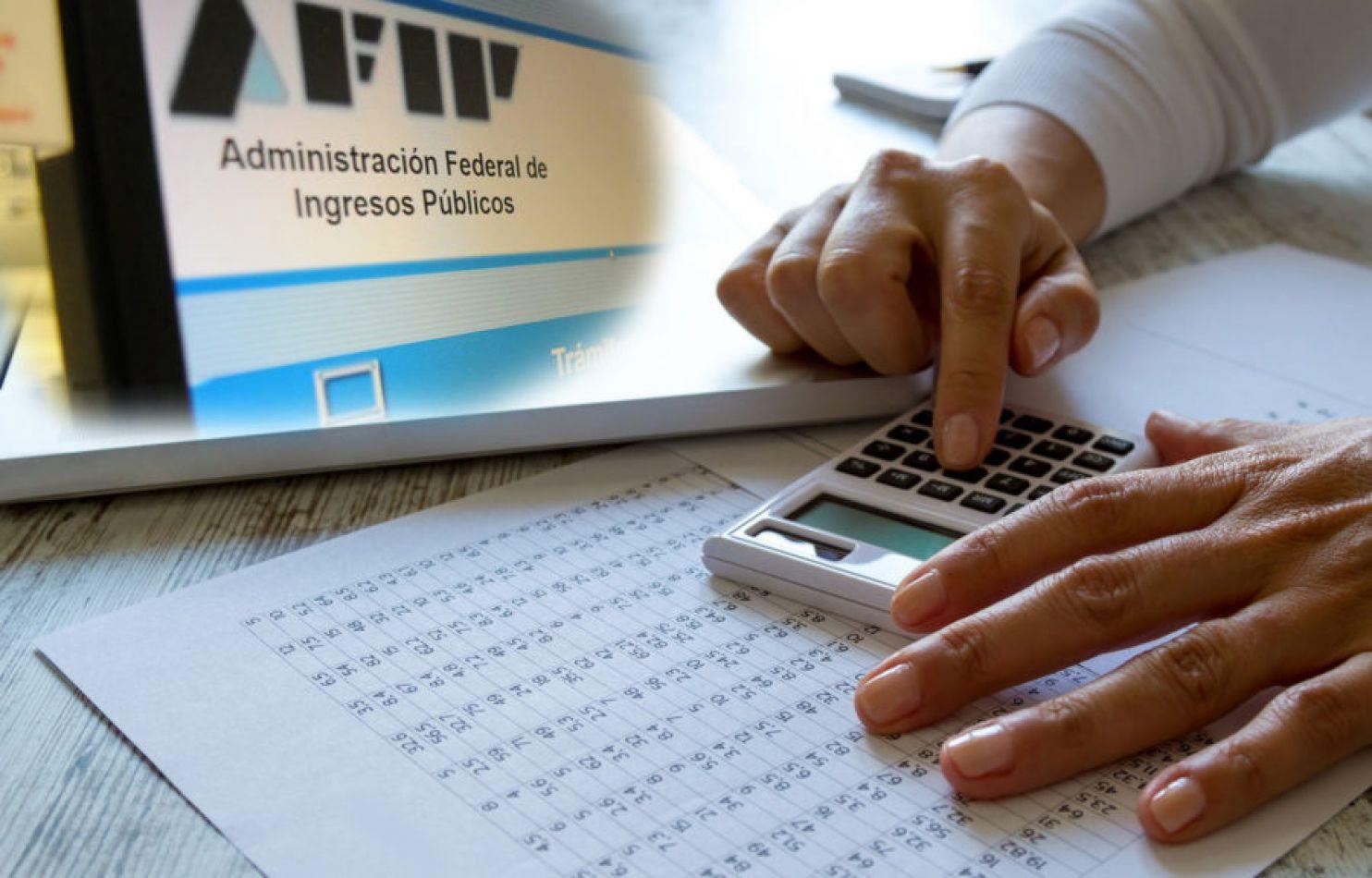 AFIP: suspenden hasta marzo la exclusión sistemática de oficio del monotributo