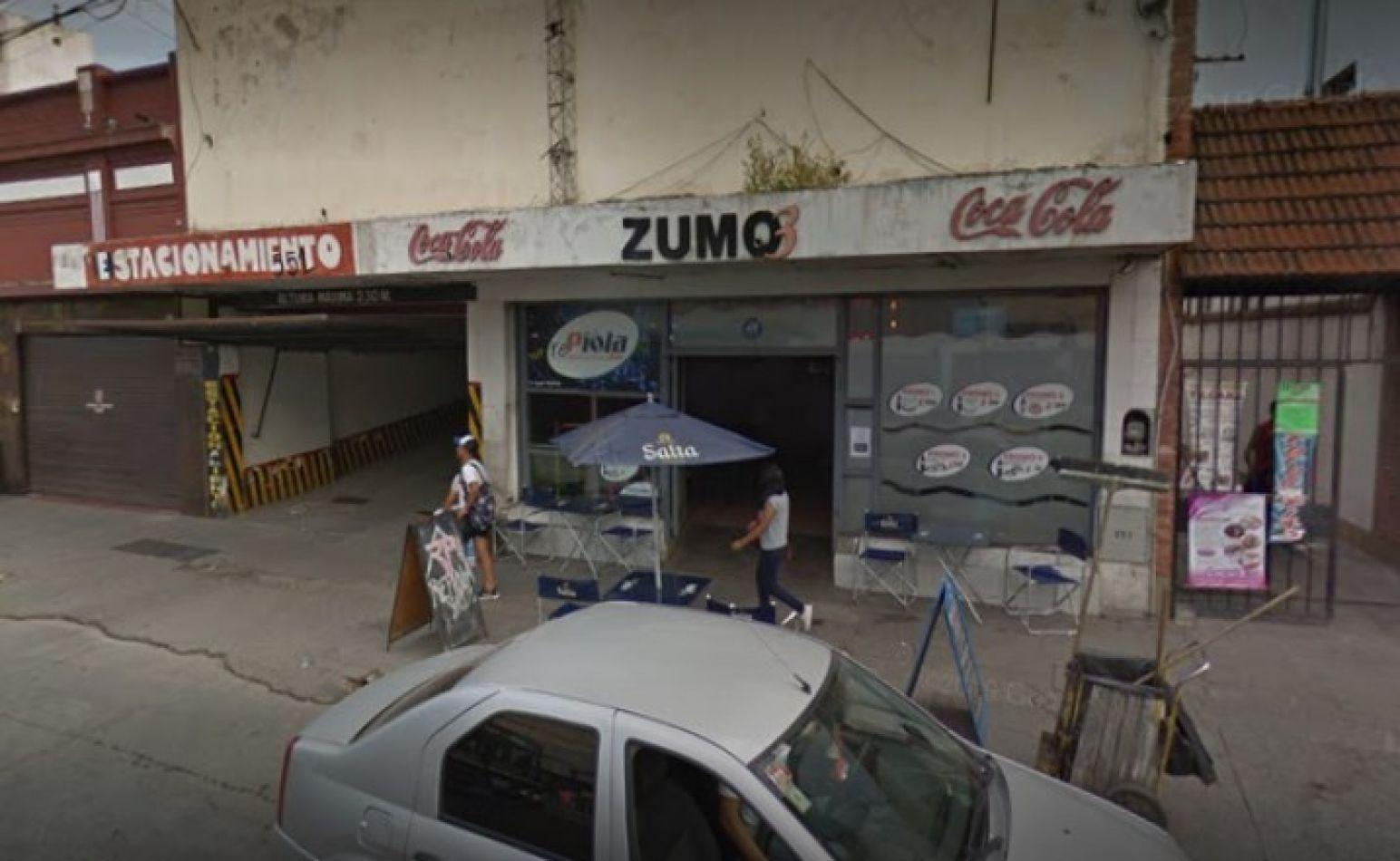 Paliza y muerte en un bar en Av. San Martín: qué hizo la víctima antes de morir