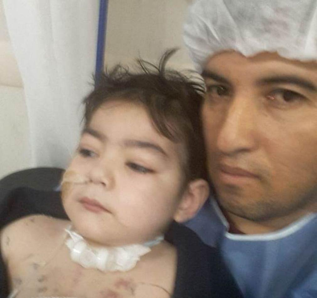 El corazón que donó un niño salteño ya late en el cuerpo de Dylan Gómez