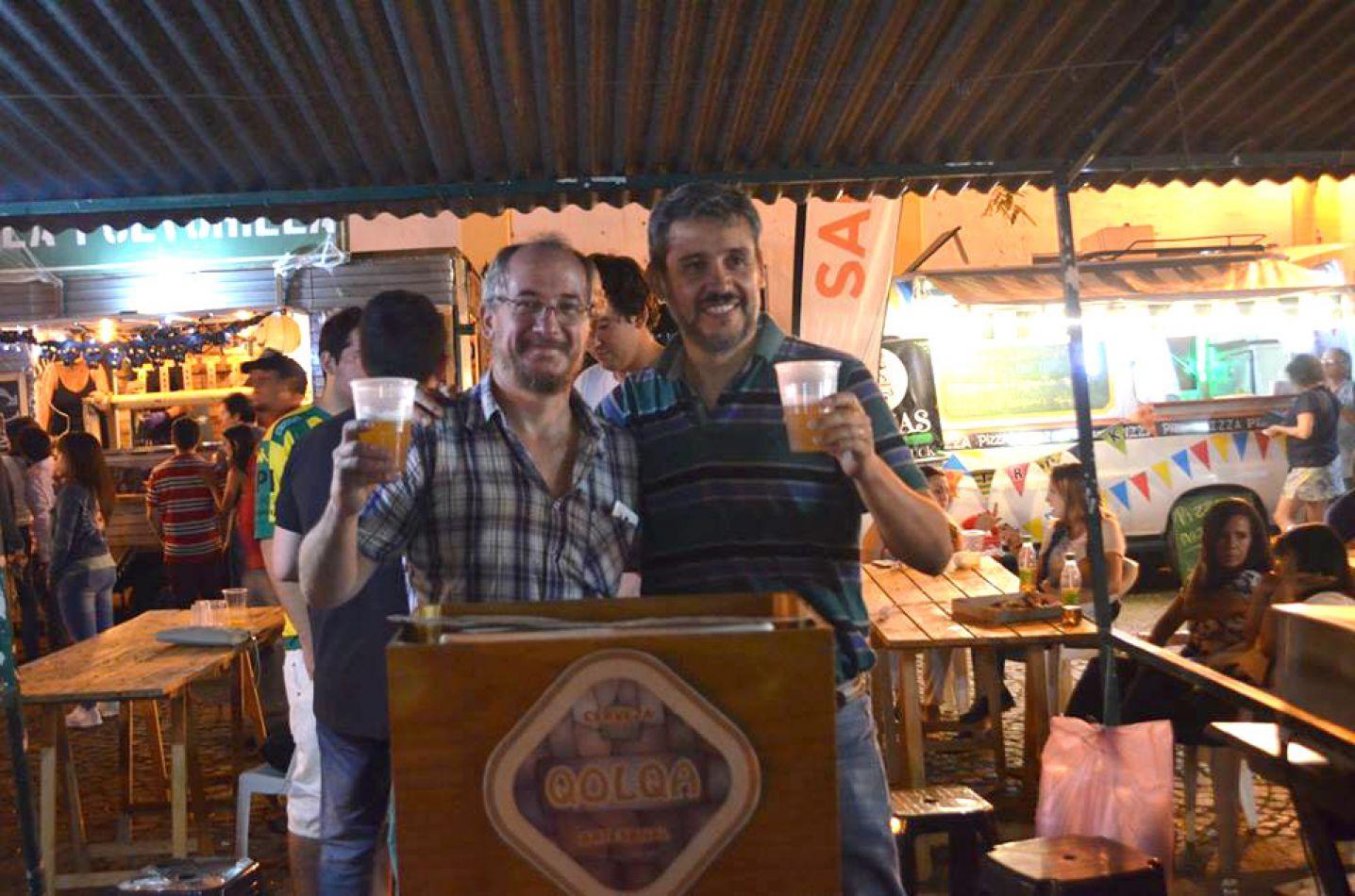 Lanzamiento de la Fiesta de la Cerveza Alemana
