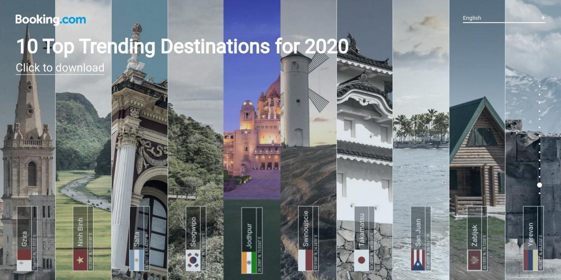 Salta está entre los 10 destinos turísticos top a nivel mundial