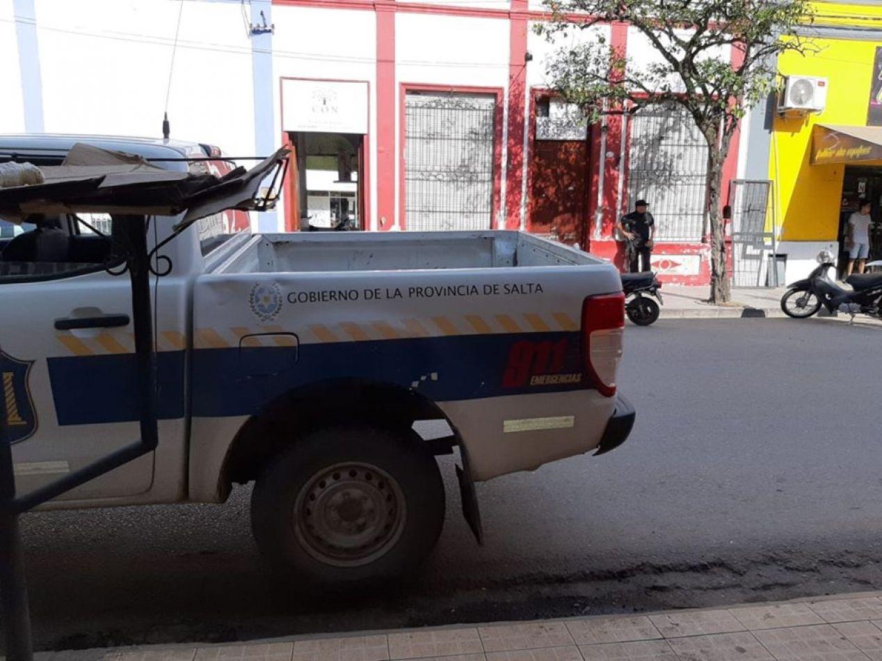 Extraño robo en una Cooperadora Asistencial salteña: se llevaron medio millón