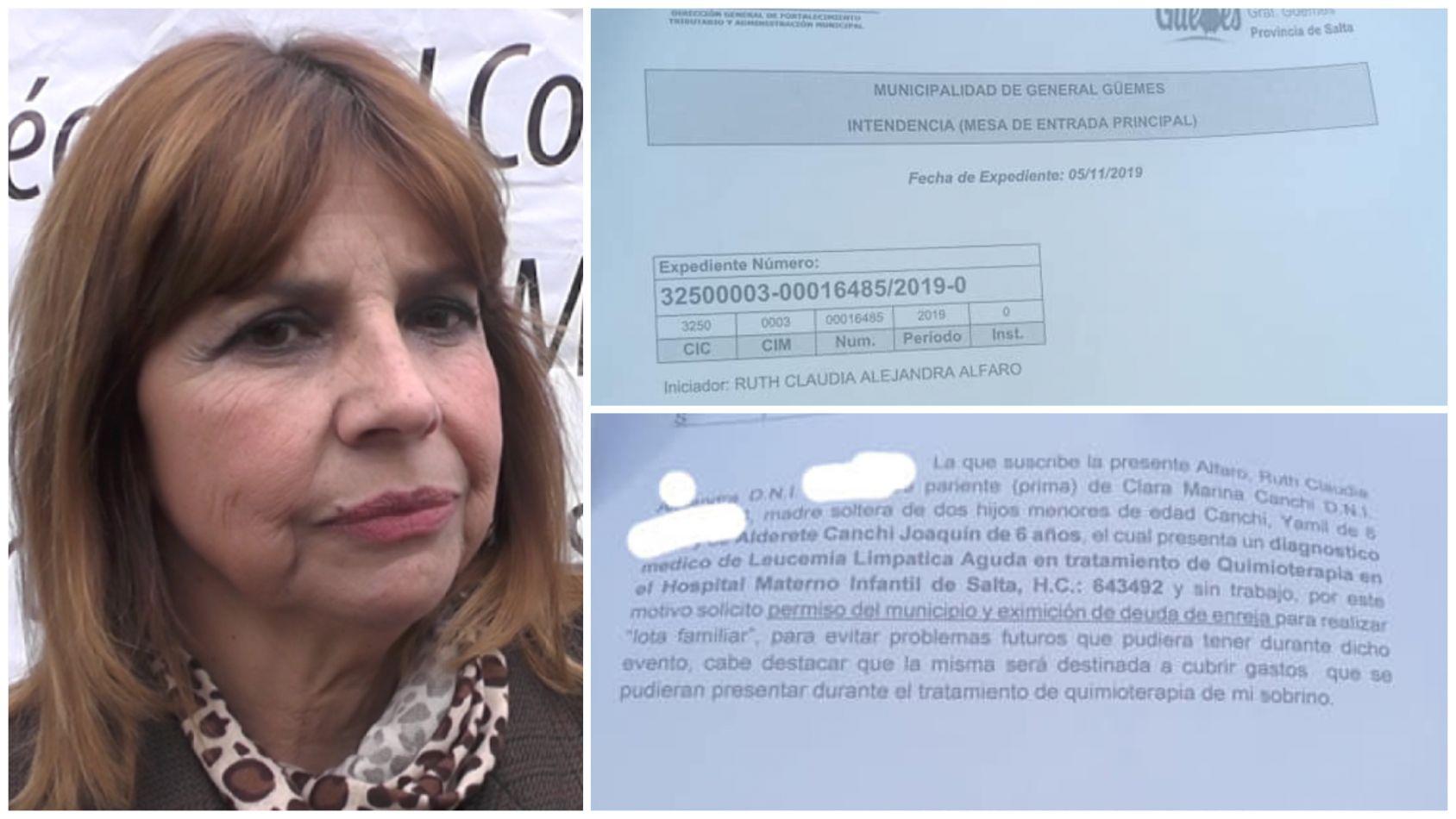 La municipalidad de Güemes no quiere autorizar un bingo que mejoraría la vida de un niño