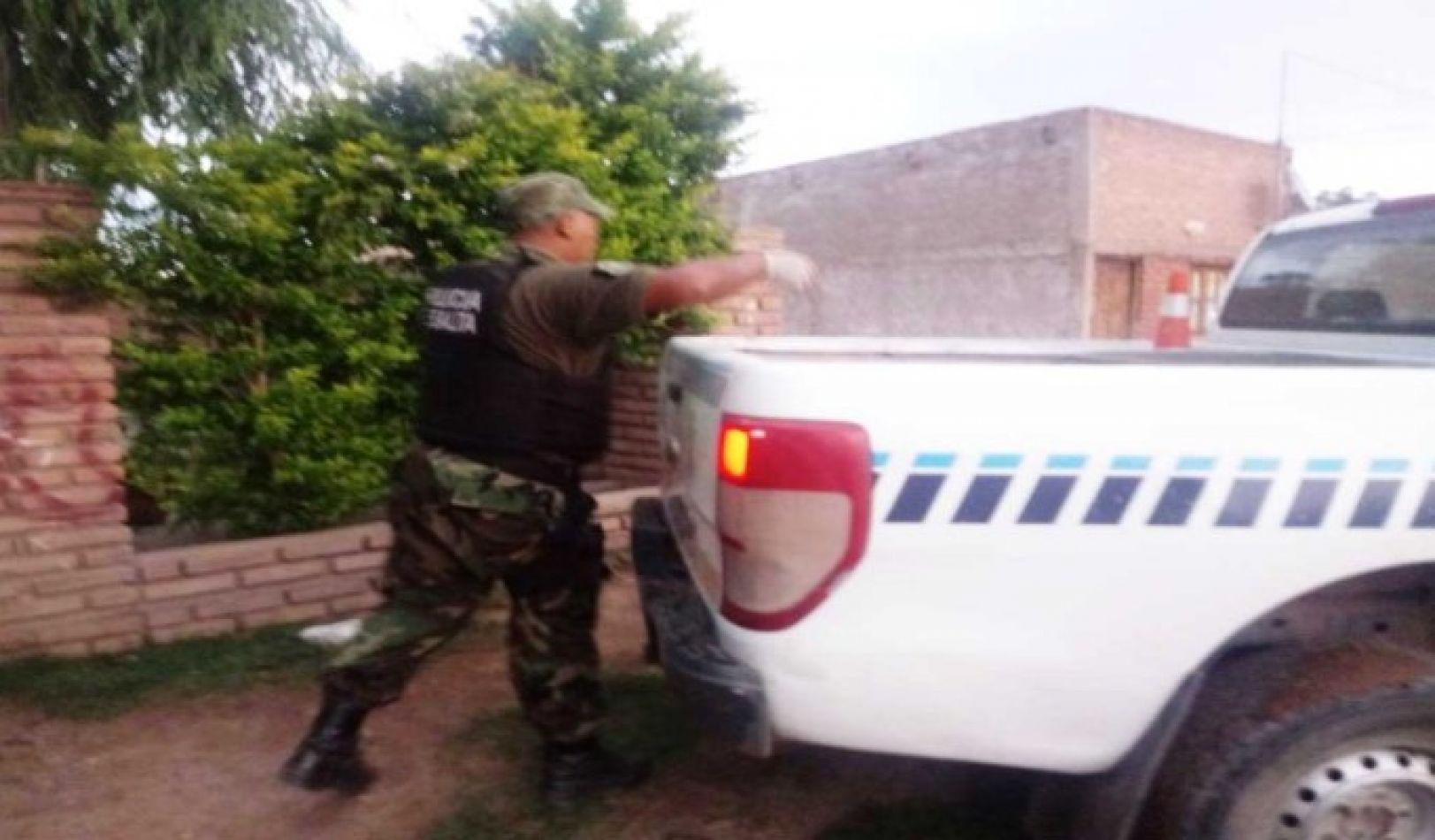 Con ganchos y cuchillos: así cayó el cuatrero más buscado de Joaquín V. González