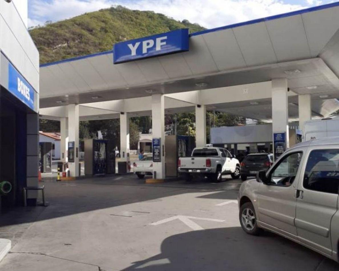 Fin del congelamiento: En Salta, el litro de nafta Premium llega casi a $63