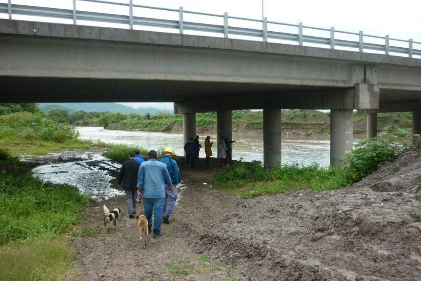 Detectaron altos valores de contaminación fecal y metales pesados en río Arenales