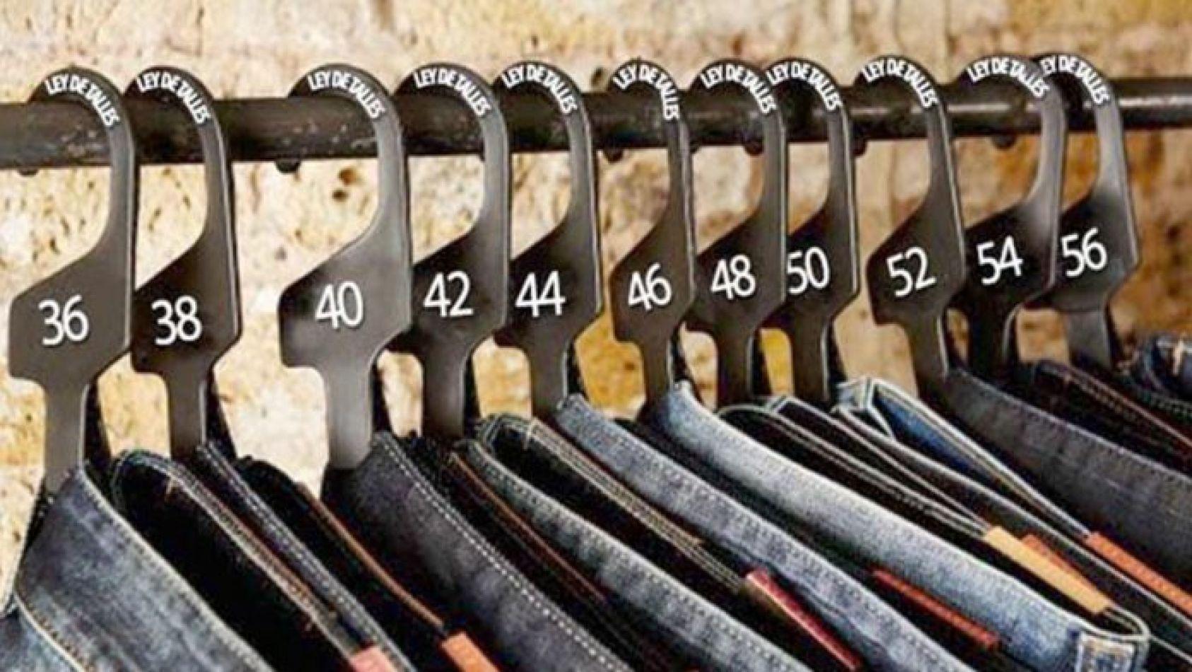 Ley de talles: en qué consiste la legislación aprobada por Diputados en el Congreso