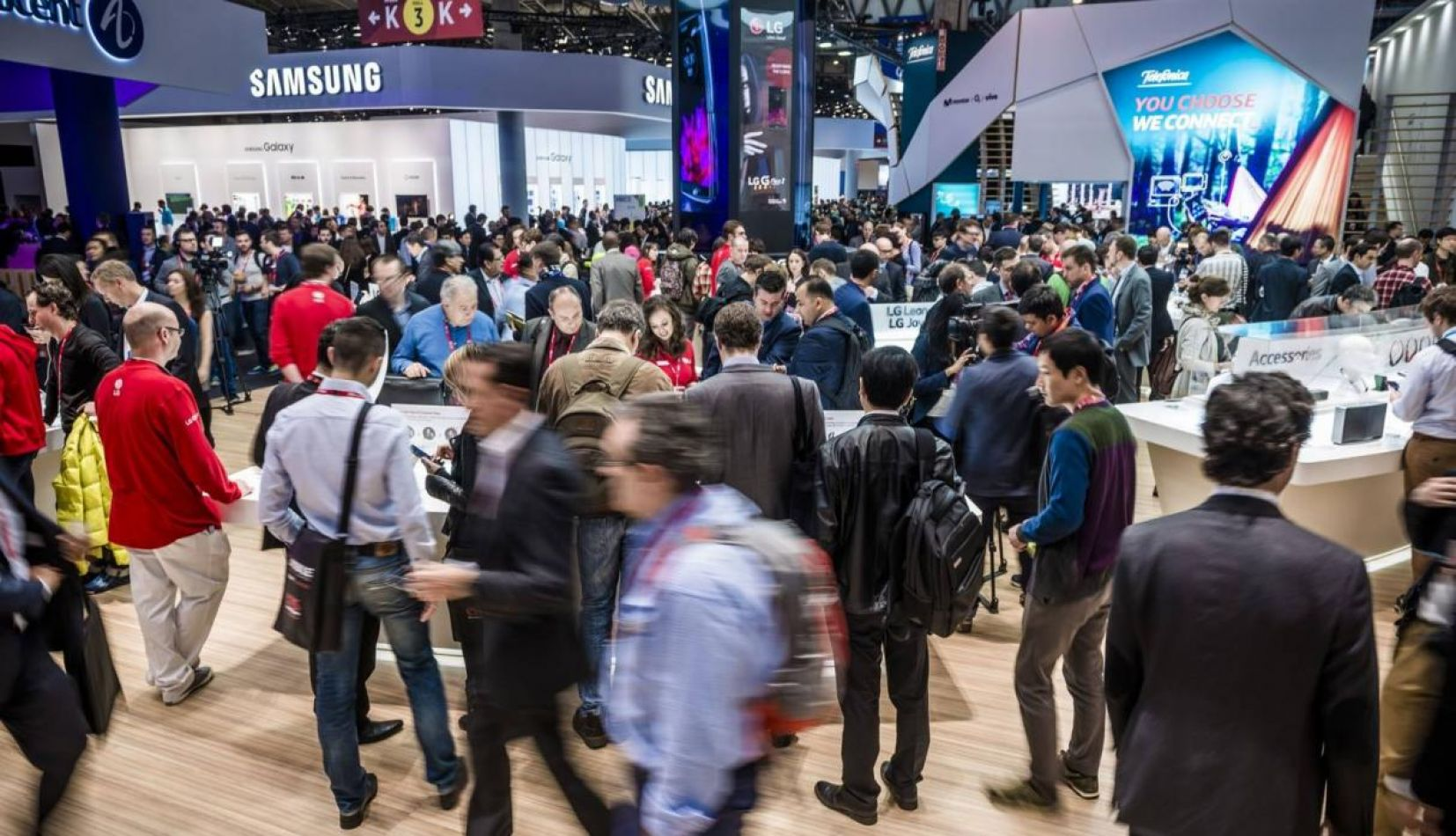 Mobile world congress 2018 los principales tel fonos que for Proximas ferias en barcelona