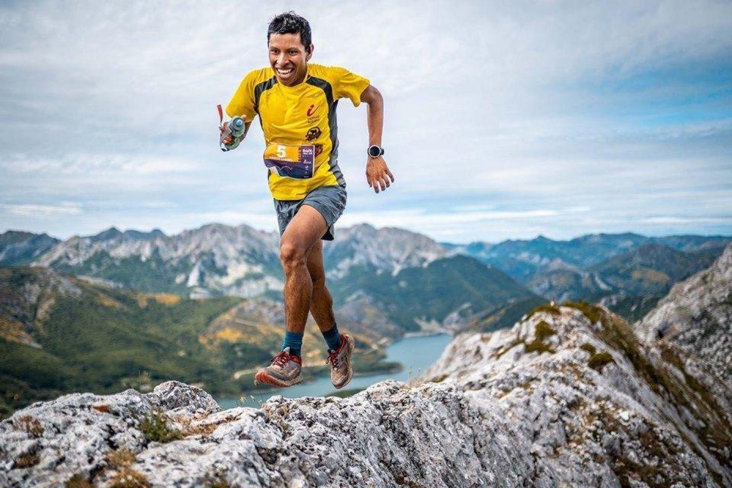 Orgullo salteño: Santos Gabriel Rueda ganó la Ultramaratón más importante del continente
