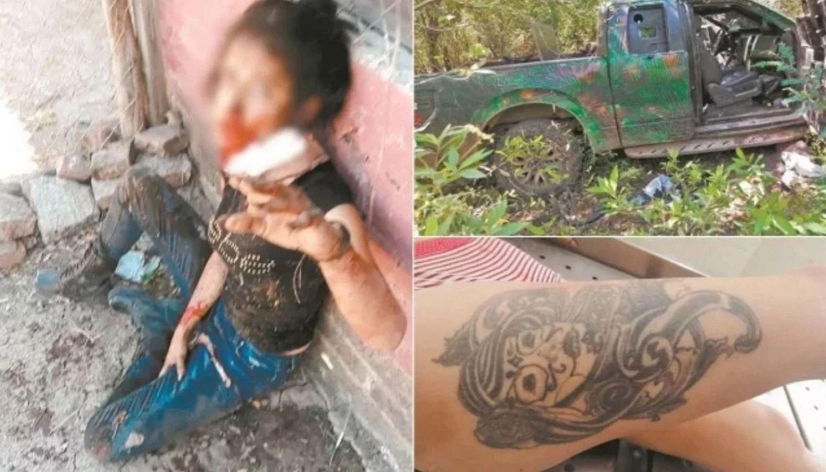 """VIDEO Asesinan a """"La Catrina"""", la sicaria más temida del cártel Jalisco Nueva Generación"""