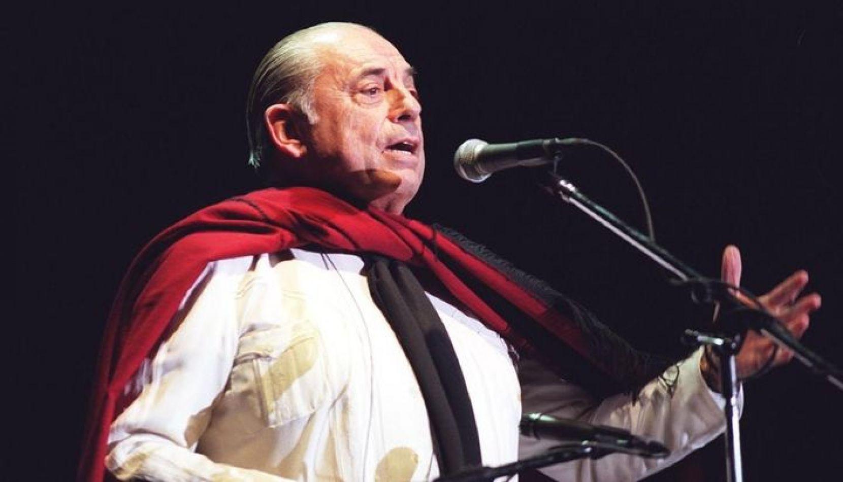 Adiós a Juan Carlos Saravia, el patriarca de Los Chalchaleros