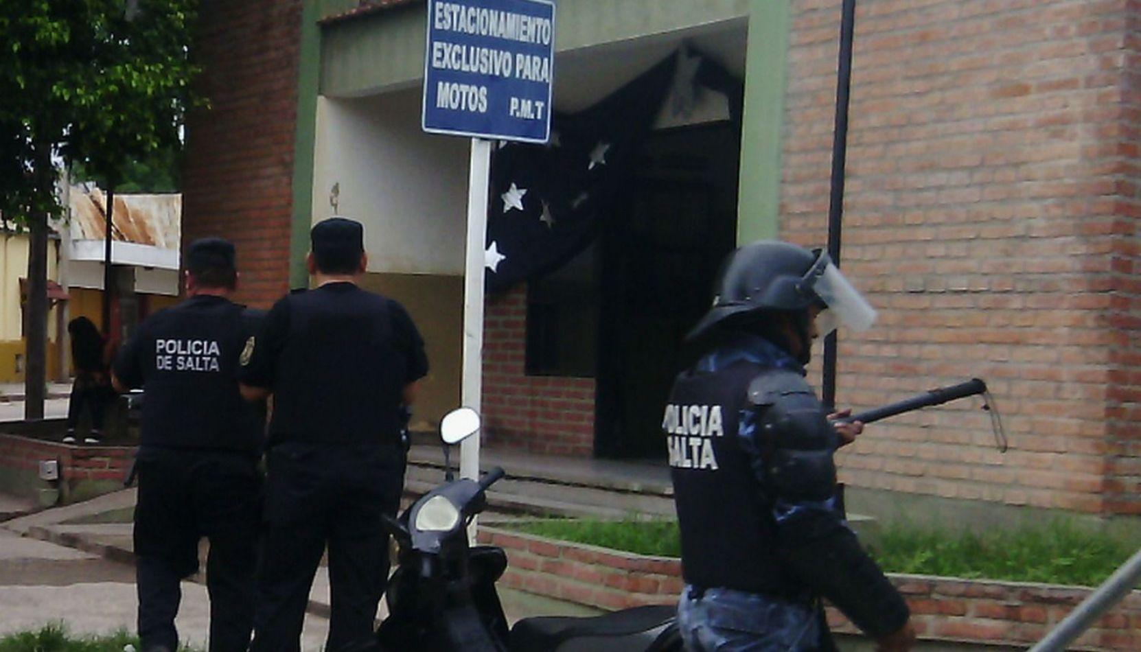 Asuntos Internos investiga a policías que actuaron en una detención por robo en Tartagal