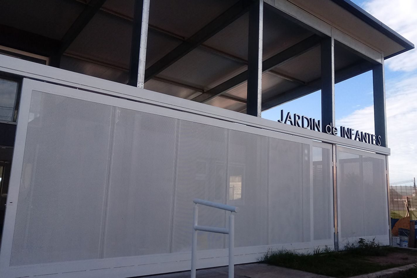 El Ministerio De Educación Construye Nuevas Salas De Nivel Inicial