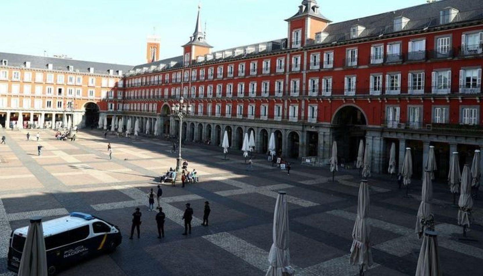 Alarma en Madrid. Sube la cantidad de muertos en España y ya supera a China