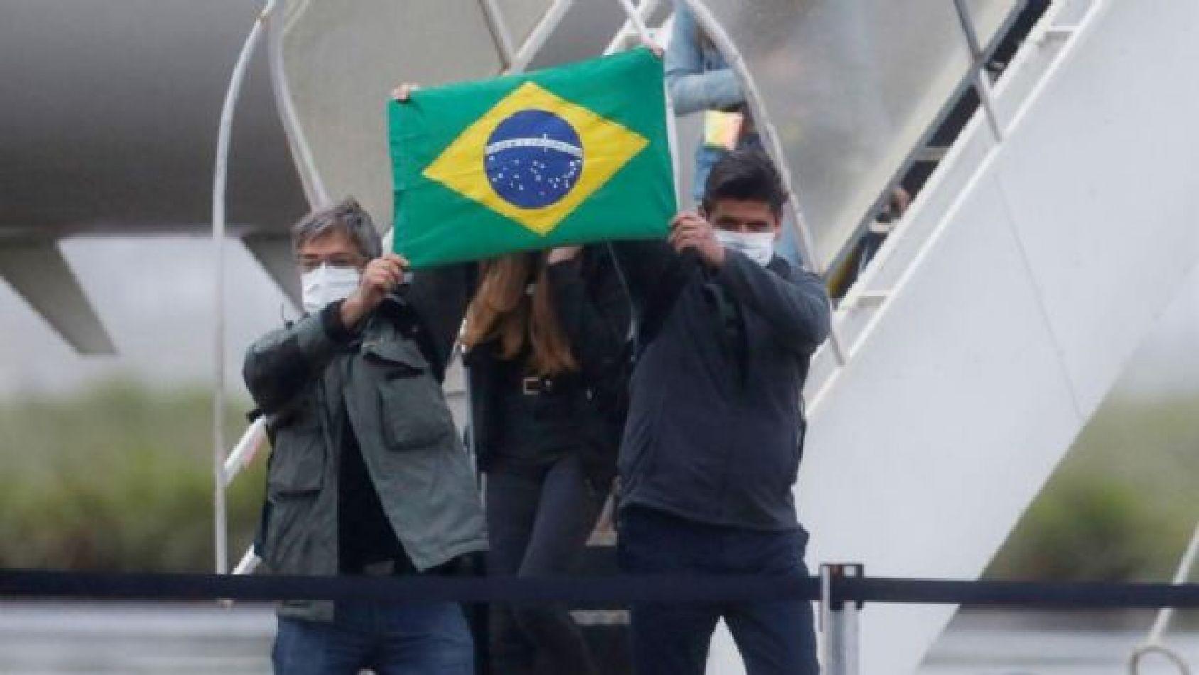 El coronavirus avanza y genera preocupación en Brasil: 46 muertos y 2.201 infectados