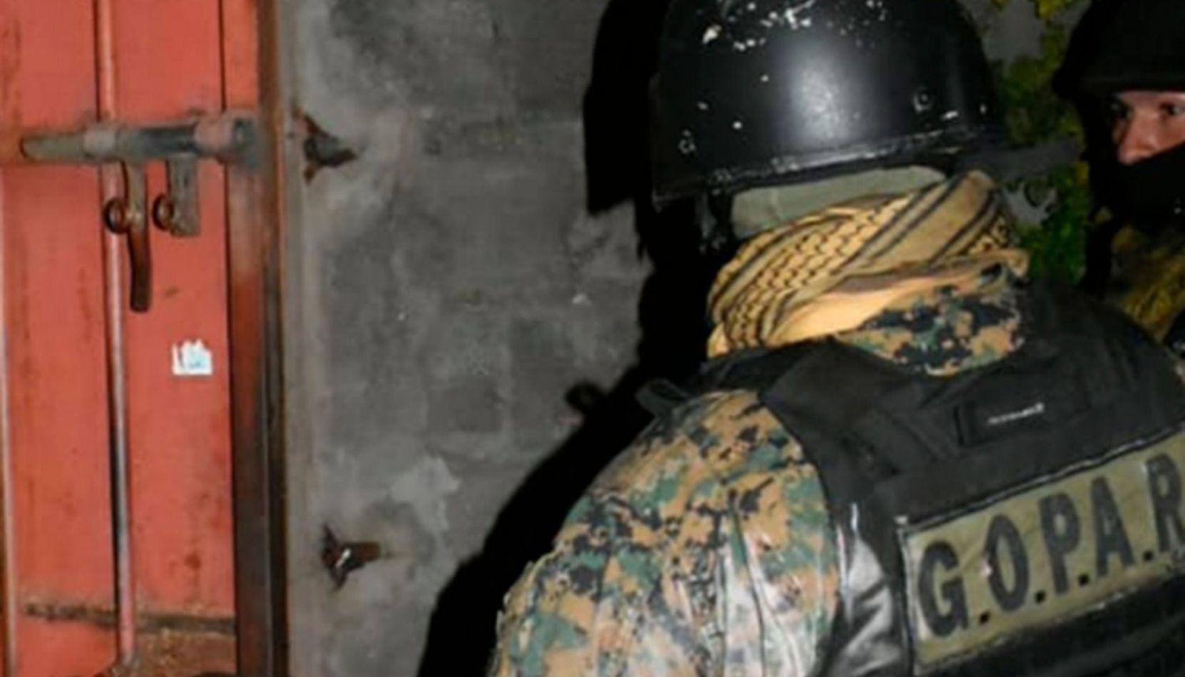Un efectivo denunció a policías del GOPAR por lesiones y abuso de autoridad
