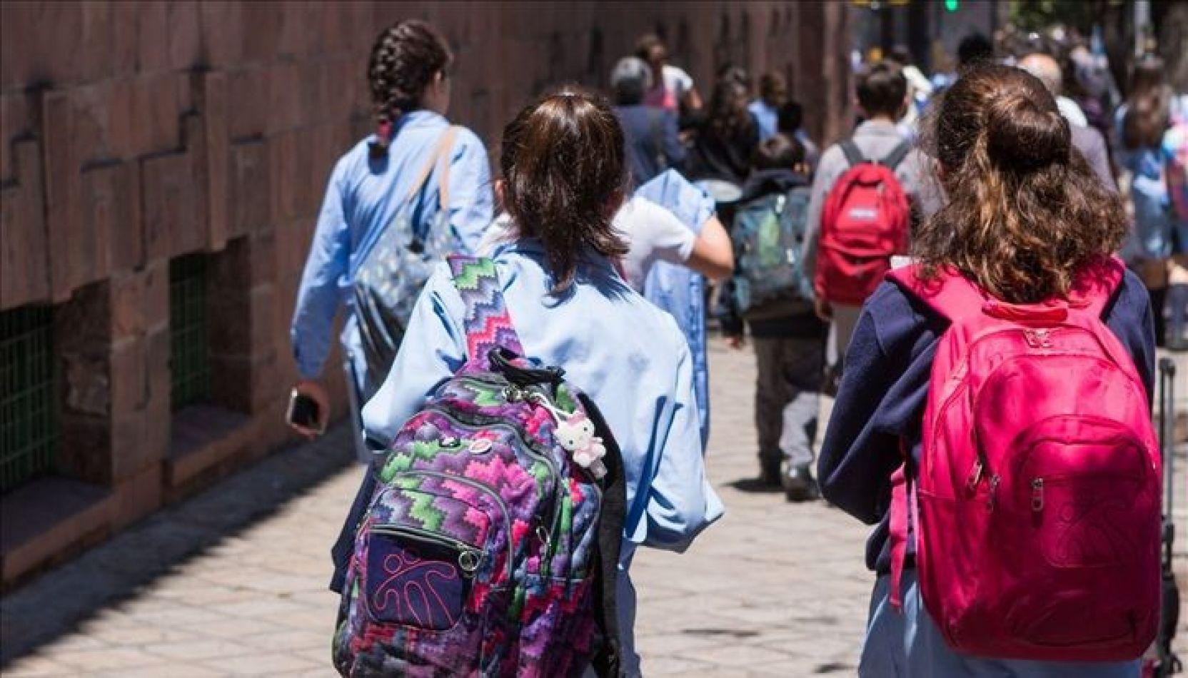 Un 45% de los padres debe la cuota en los colegios privados