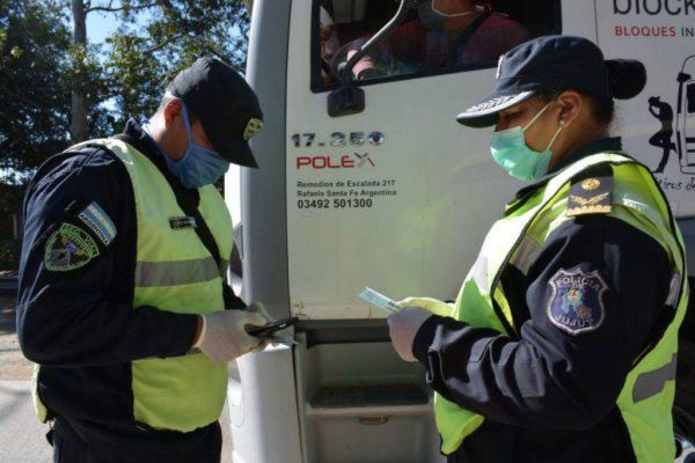 Finalmente el camionero cordobés que ingresó ayer a Jujuy no tiene coronavirus