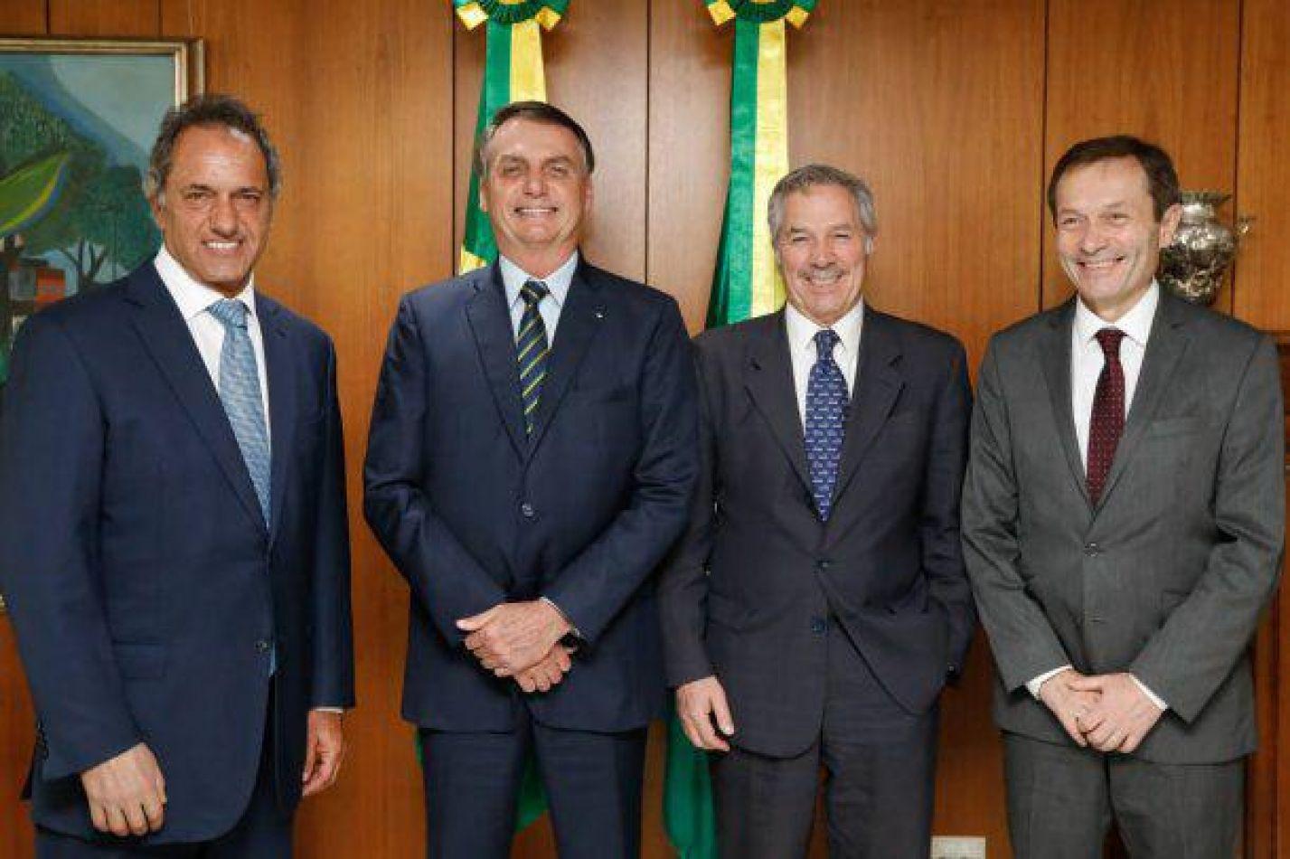 DESIGNARON A DANIEL SCIOLI COMO NUEVO EMBAJADOR DE BRASIL