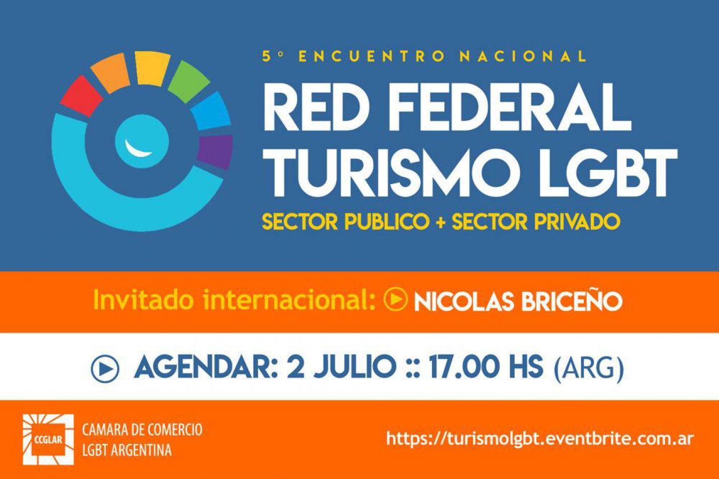 Salta participará en el 5° Encuentro Federal de Turismo LGBT+, un segmento dinamizador de la actividad