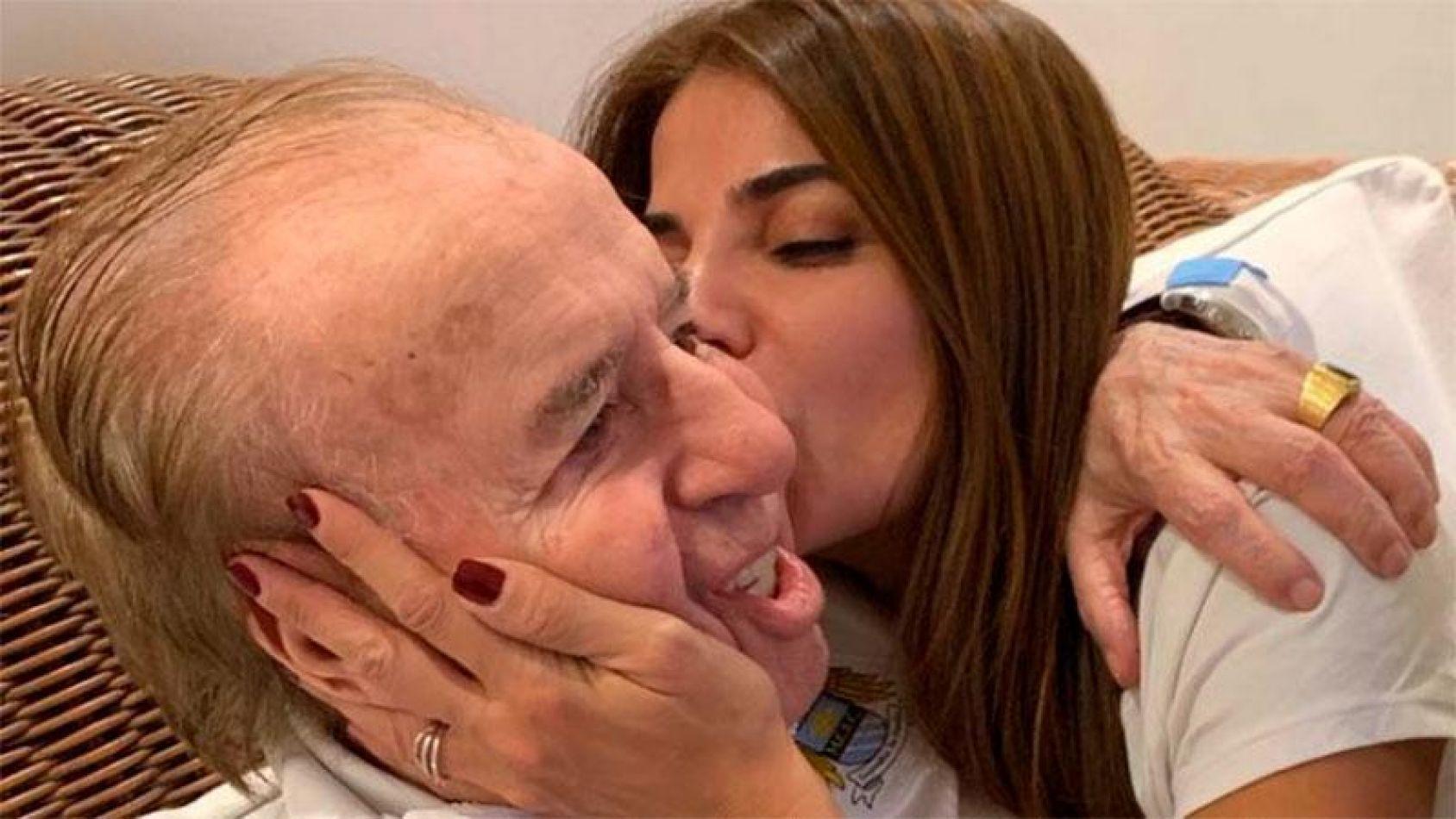 Volvieron a internar a Carlos Menem: permanece en terapia