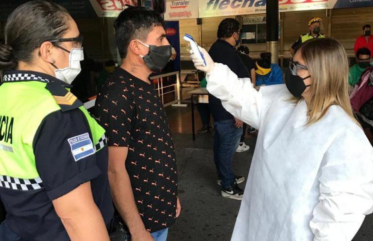 Quienes ingresen a Tucumán deben presentar la prueba de covid-19 con resultado negativo