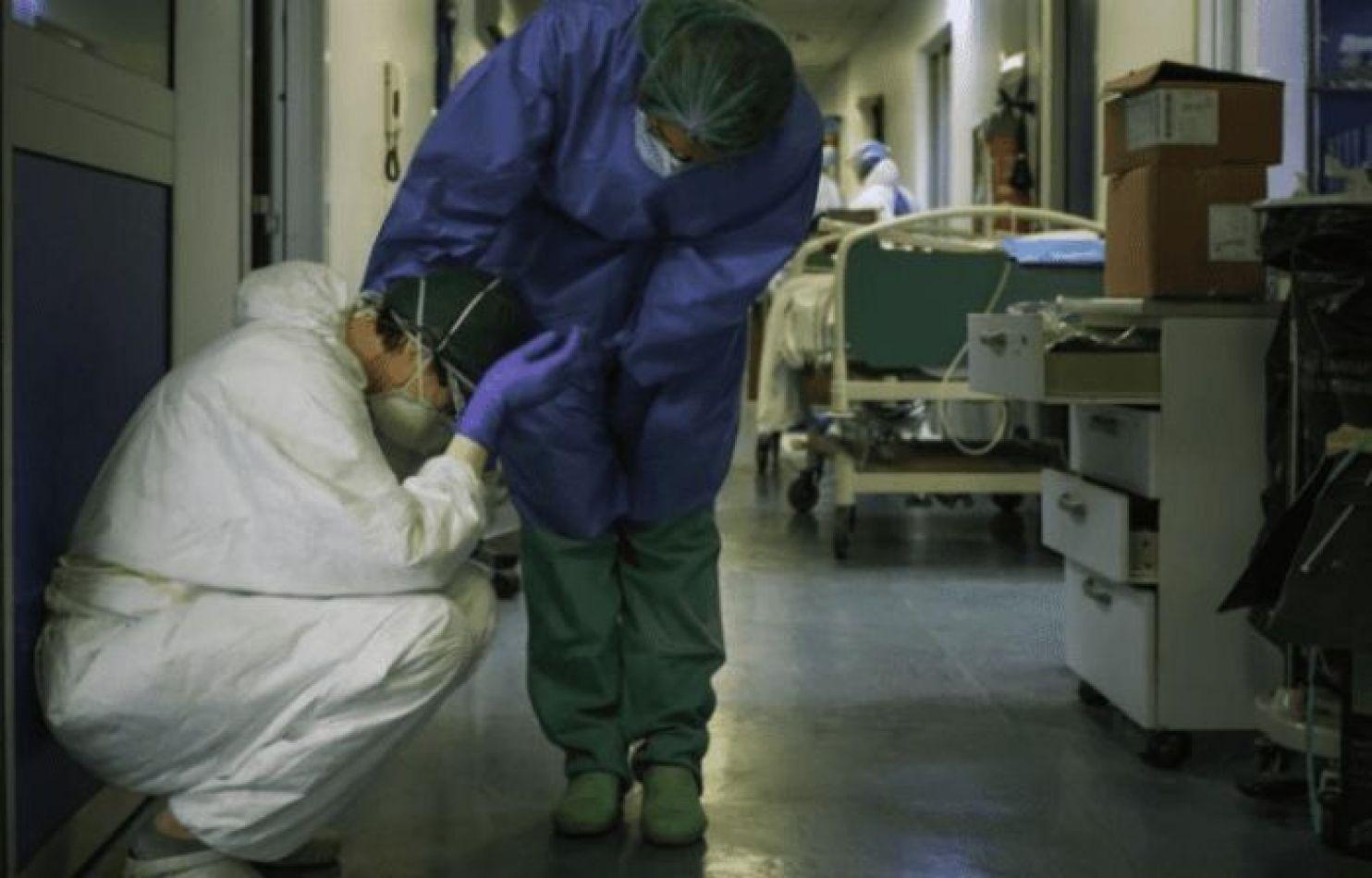 Se registraron 11 muertes en las últimas horas por Covid-19 en el país