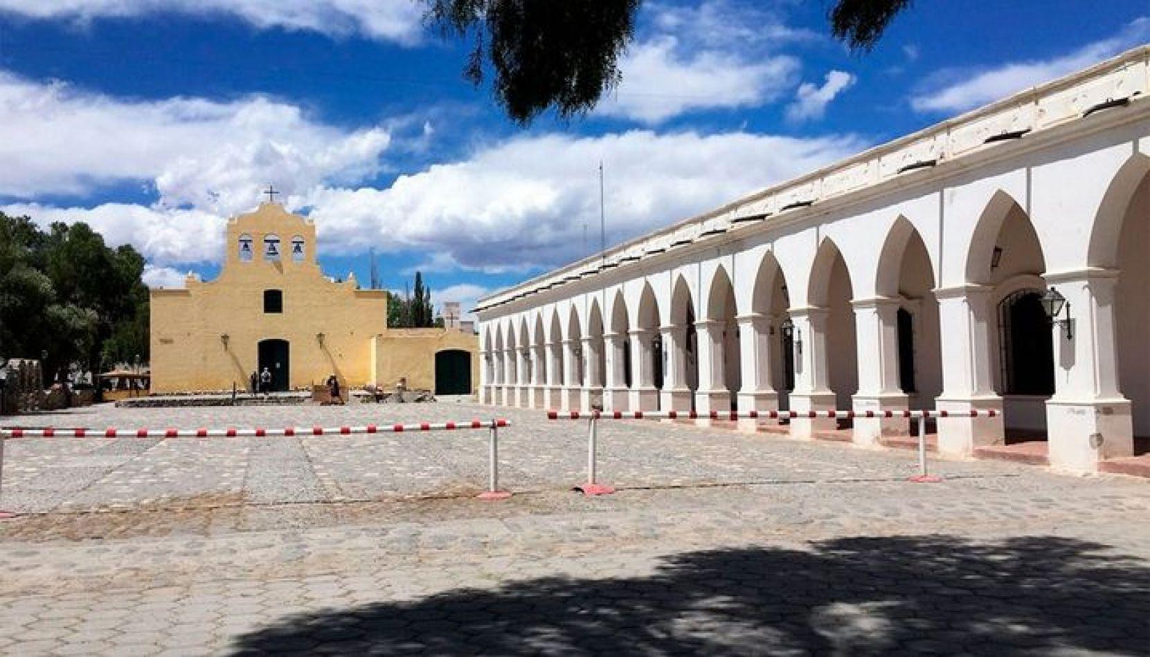 Covid-19: Cachi cerró las puertas al turismo interno
