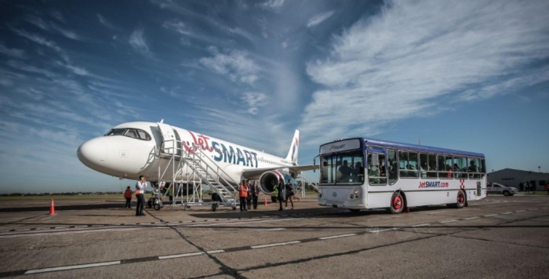 Salteños podrán volver a volar en Jetsmart pese a la pandemia