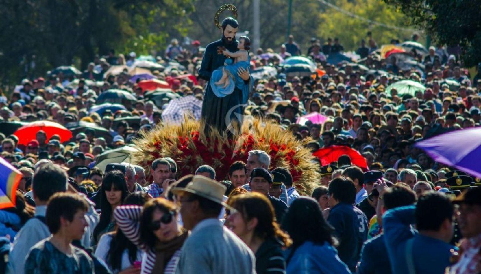 No habrá procesión en honor a San Cayetano este año