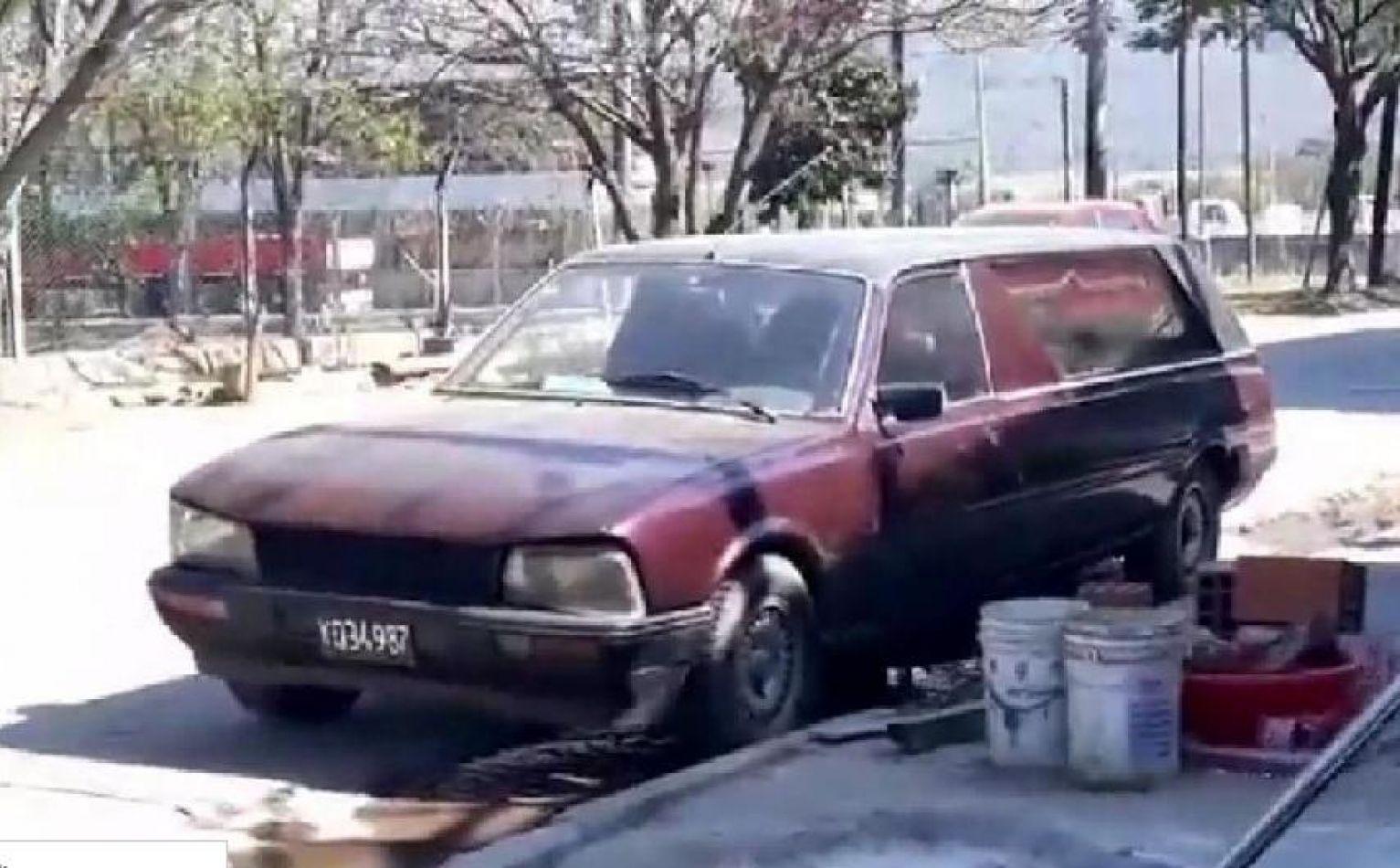Insólito: jujeño llevó a su padre con Covid-19 en un coche fúnebre para que lo dejen pasar
