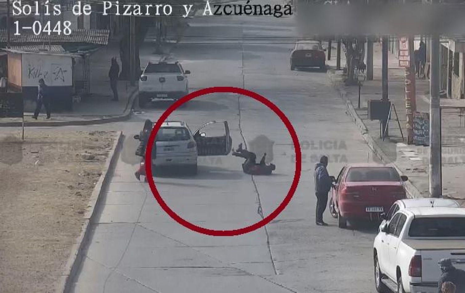 """Video: Se """"tomaron todo"""", manejaron alcoholizados y la policía los interceptó"""