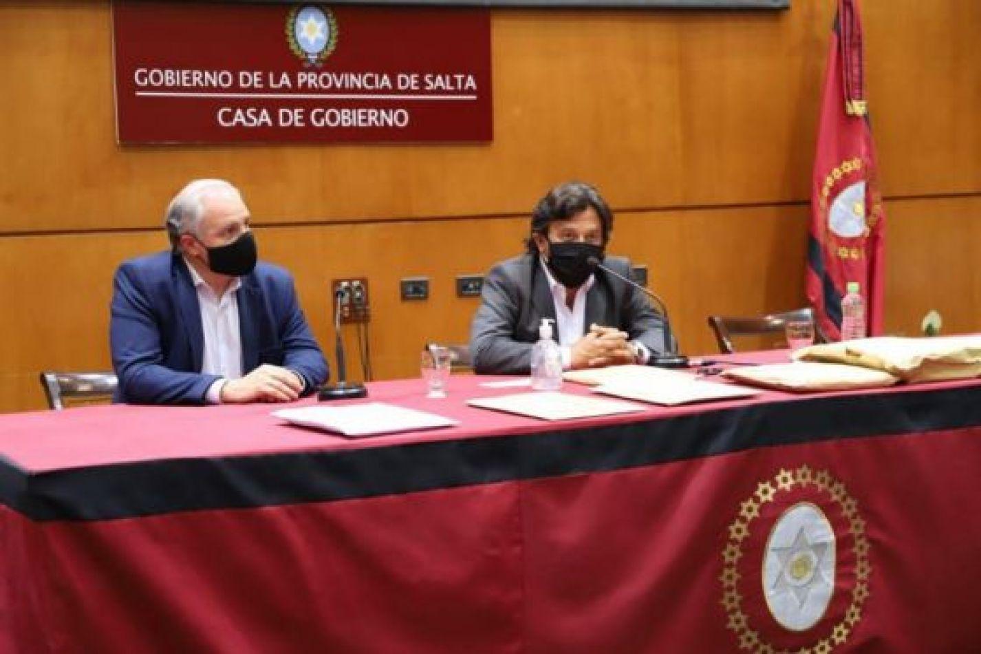 Más infraestructura escolar en Salta con una inversión superior a los $270 millones