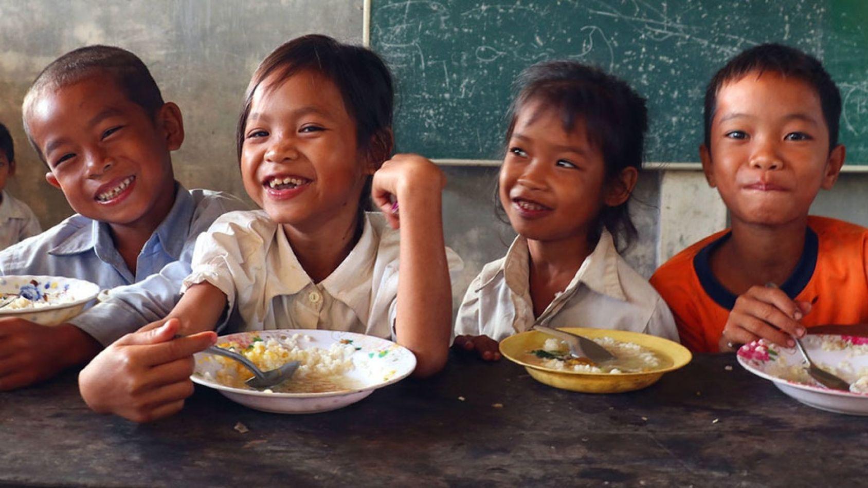 El premio Nobel de la Paz fue para el Programa Mundial de Alimentos de la ONU
